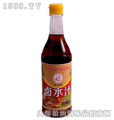 卤水汁(五香味)450ml-万兴隆