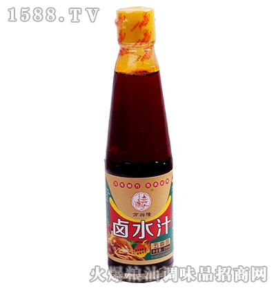 卤水汁(五香味)230ml-万兴隆