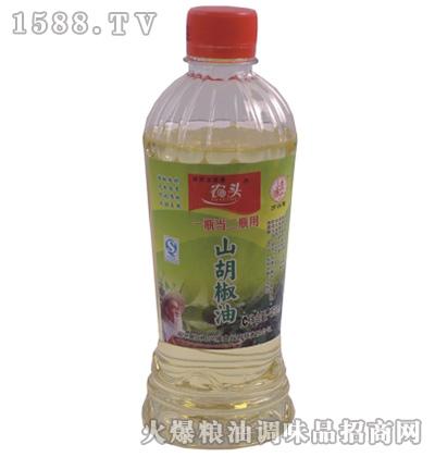 山胡椒油400ml-农头