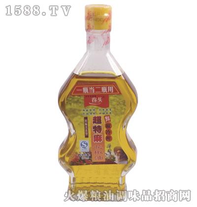 超特麻花椒油260ml-农头