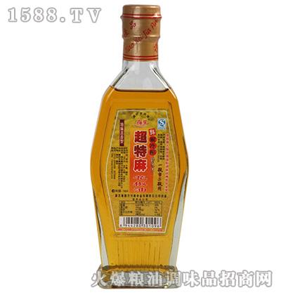 超特麻花椒油146ml-农头