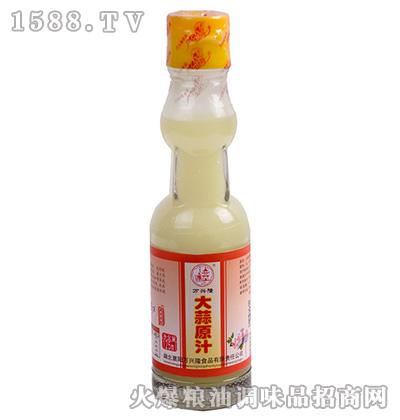大蒜原汁125ml-万兴隆