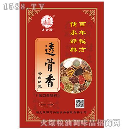 透骨香酱卤之王(固态调味料)36克-万兴隆