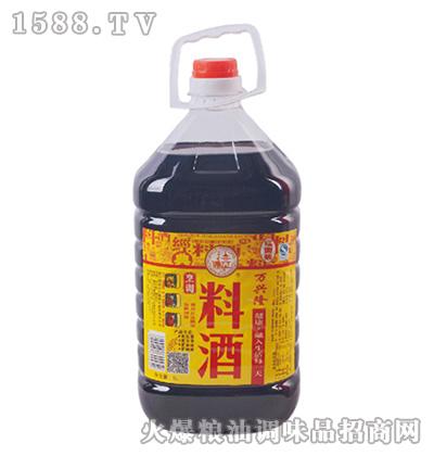 烹调料酒5L-万兴隆