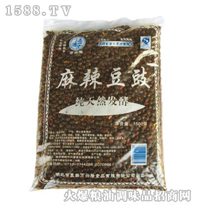 麻辣豆豉1500克-万兴隆