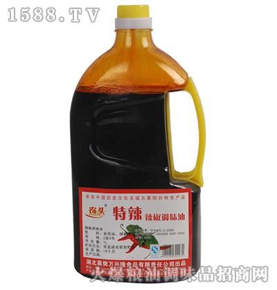辣椒调味油(特辣)1L-农头