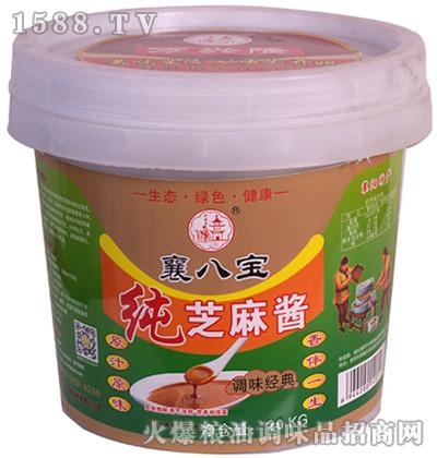 纯芝麻酱(调味经典)20千克-襄八宝