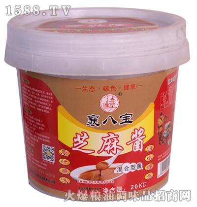 芝麻酱(混合型酱)20千克-襄八宝