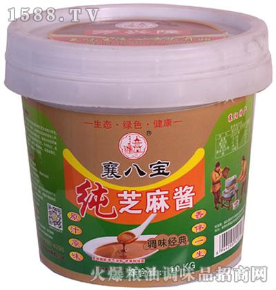 纯芝麻酱(调味经典)10千克-襄八宝