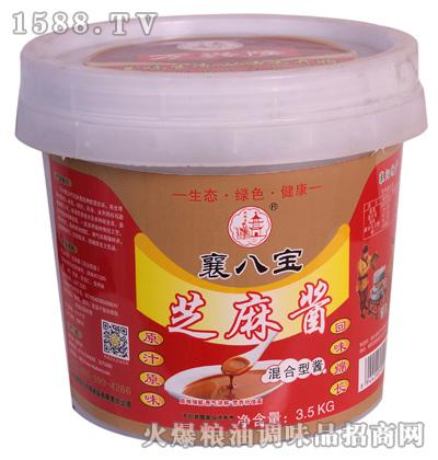芝麻酱(混合型酱)3.5千克-襄八宝