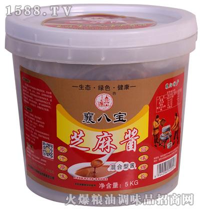 芝麻酱(混合型酱)5千克-襄八宝