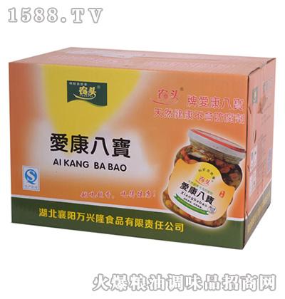 爱康八宝(箱)238克-农头