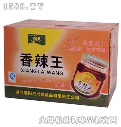 香辣王(箱)238克-农头