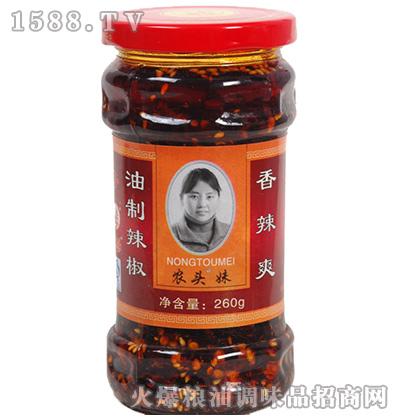 香辣爽280克-农头妹