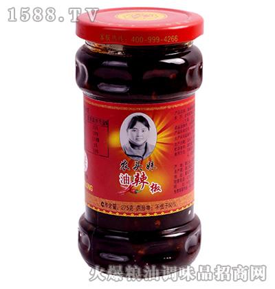 油辣椒275克-农头妹