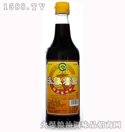 永春香醋490ml-福泉春