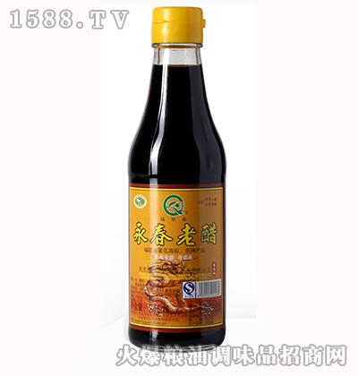 永春老醋(黄标)250ml-福泉春
