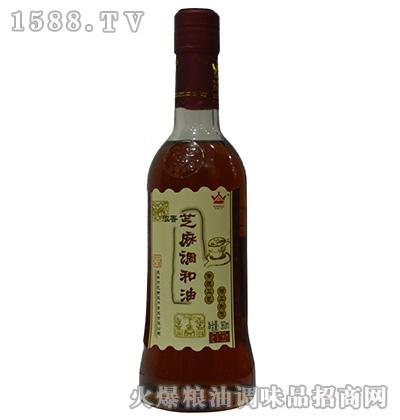 浓香芝麻调和油360ml-巴蜀王子