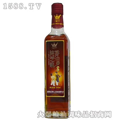 纯芝麻香油390ml-巴蜀王子