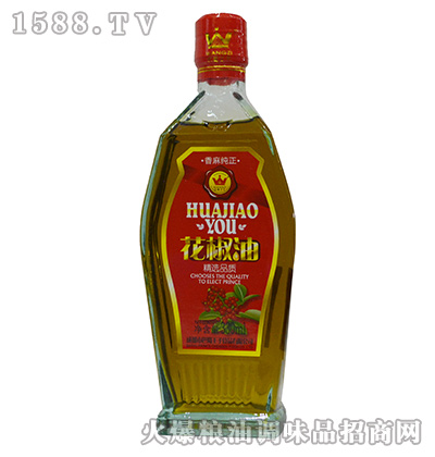 花椒油330ml-巴蜀王子