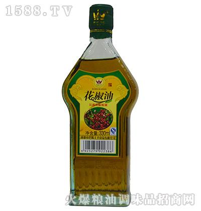 精品花椒油330ml-巴蜀王子