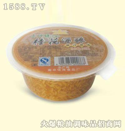 红糖酒酿340g-佳茂