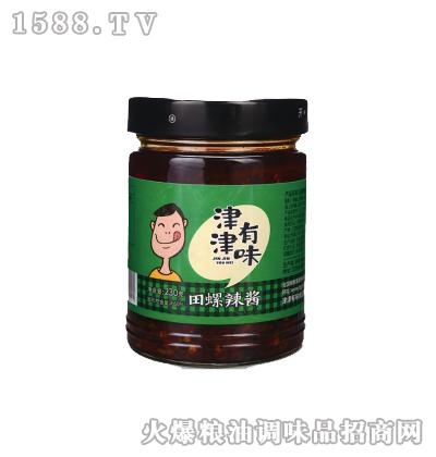 田螺辣酱230g-津津有味