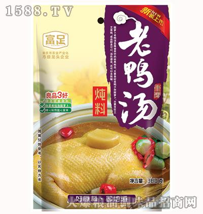 老鸭汤炖料380g-富足