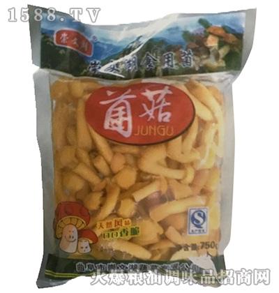 菌菇750克-崇文湖