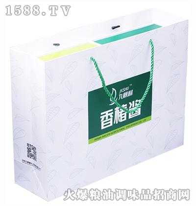 香椿酱礼盒-九棵树