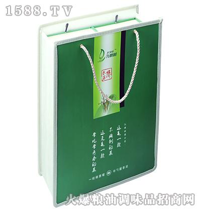 香椿酱高档礼盒-九棵树