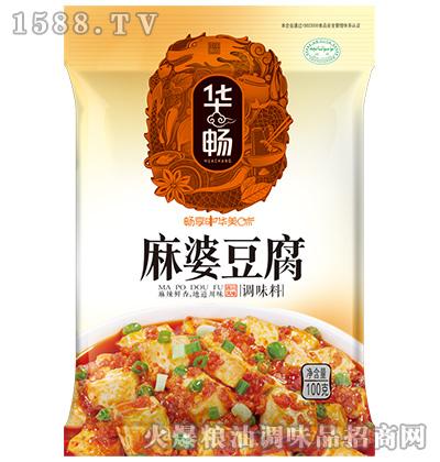 麻婆豆腐川菜调料100克-华畅