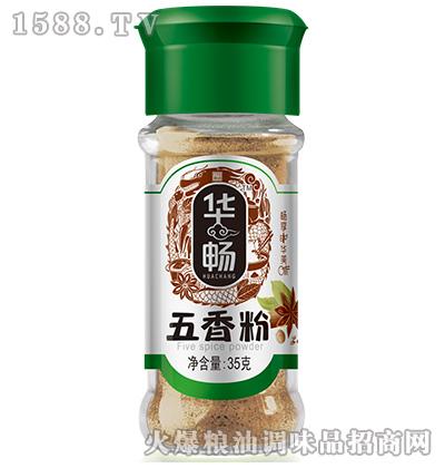 五香粉(塑料瓶装)35克-华畅