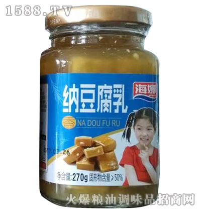 纳豆腐乳270克-海娜