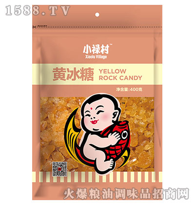 黄冰糖400g-小禄村