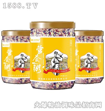 红枣花生荞麦粥320克-谦让正稻