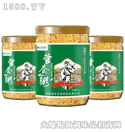 莲薏荞麦小米粥320克-谦让正稻