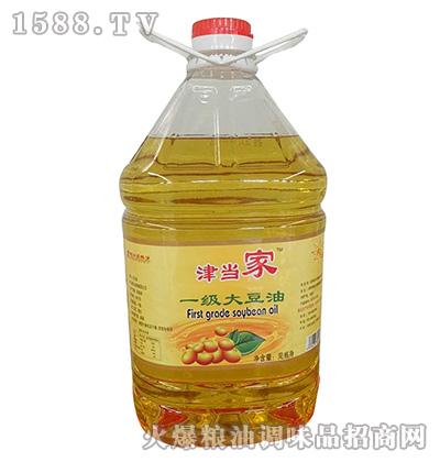 一级大豆油-津当家