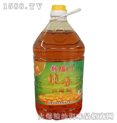 纯香大豆油-静福门
