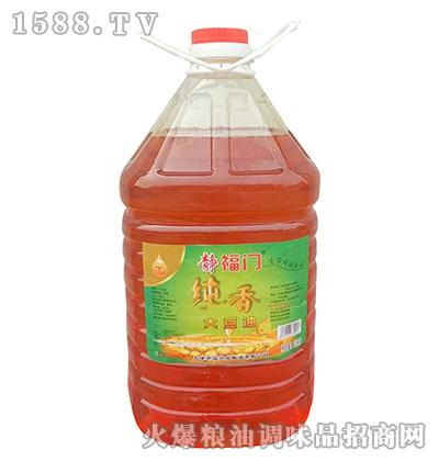 纯香大豆油桶装-静福门