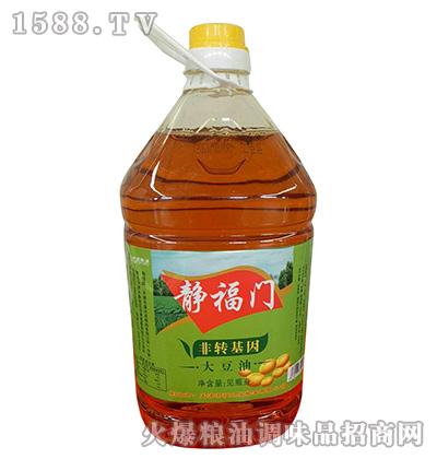 非转基因大豆油-静福门