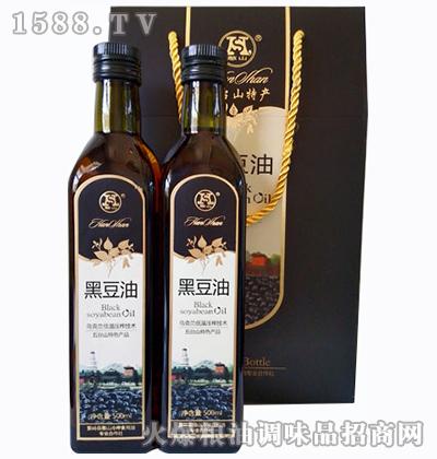 黑豆油500ml-憨山