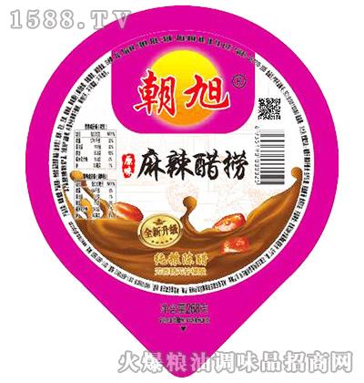 原味麻辣醋捞(玫红标)268克-朝旭