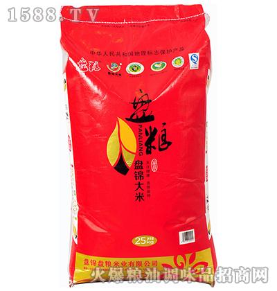 盘锦大米25kg-盘粮