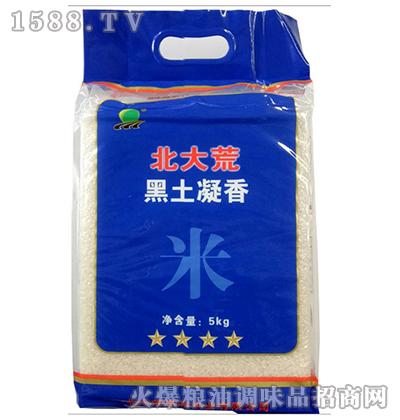 黑凝香大米5kg-盘粮
