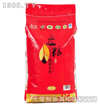 盘锦大米10kg-盘粮