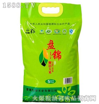 蟹田大米5kg-盘粮