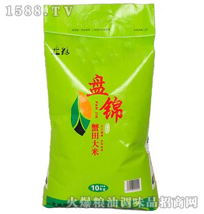 蟹田大米10kg-盘粮