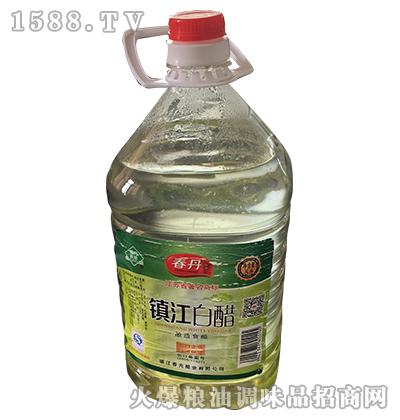 镇江白醋5L-春丹