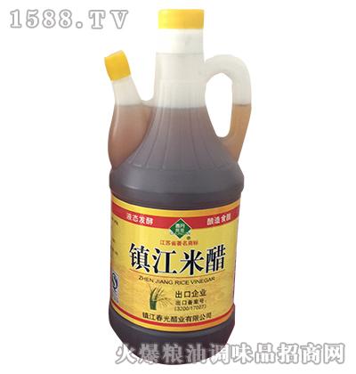 镇江米醋壶装-春丹